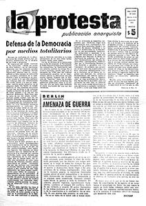 Américalee - La protesta 8076