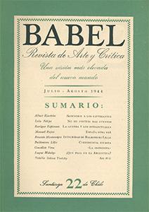 AméricaLee - Babel 22