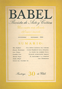 AméricaLee - Babel 30