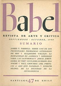 AméricaLee - Babel 47