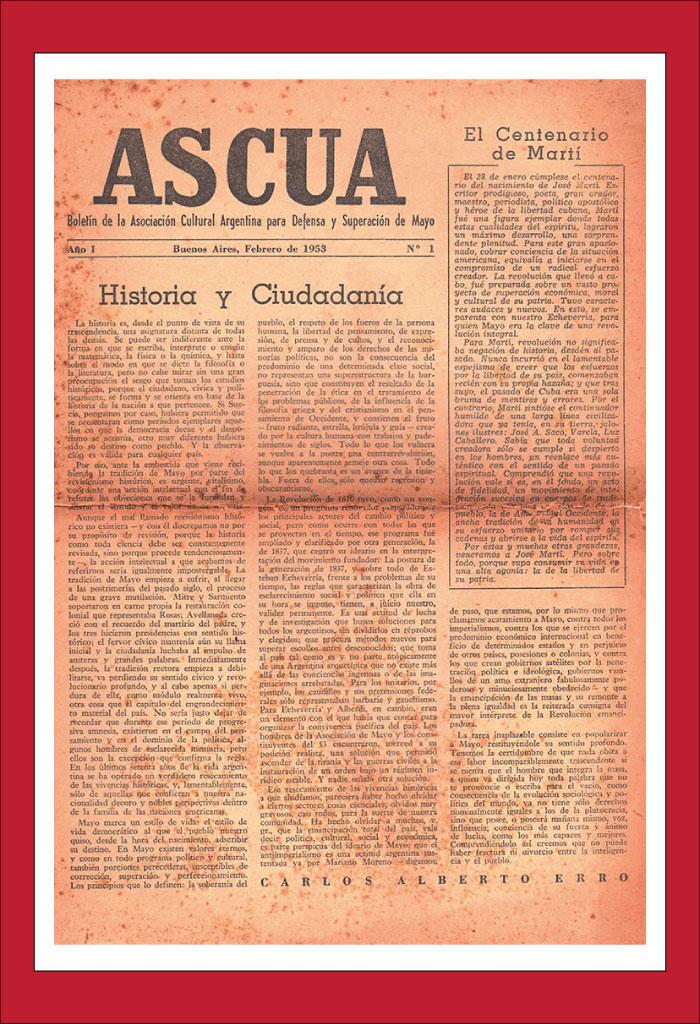 América Lee - Ascua