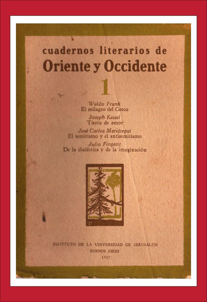 AméricaLee - Cuadernos Literarios de Oriente y Occidente