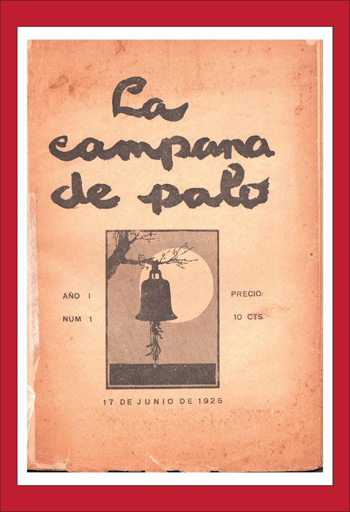 AméricaLee - Campana de Palo