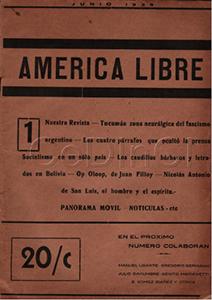 AméricaLee - América Libre 1