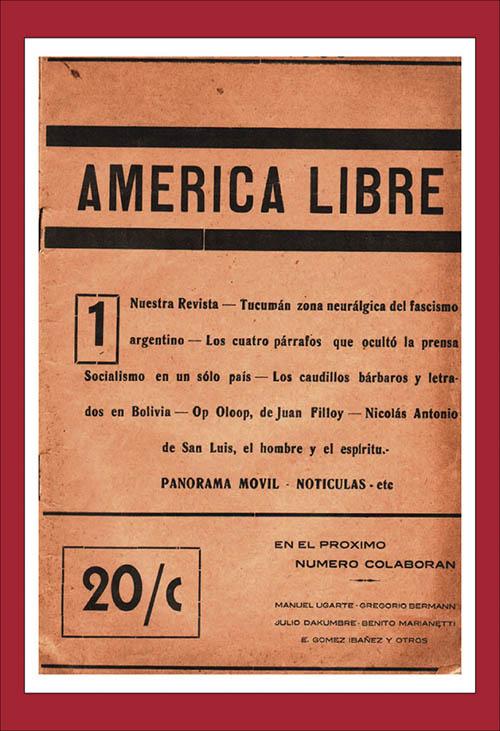 AméricaLee - América Libre