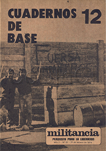 AméricaLee - Cuaderno Militancia 12