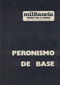 AméricaLee - Suplemento Militancia 33