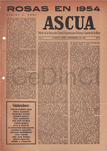 América Lee - Ascua 4