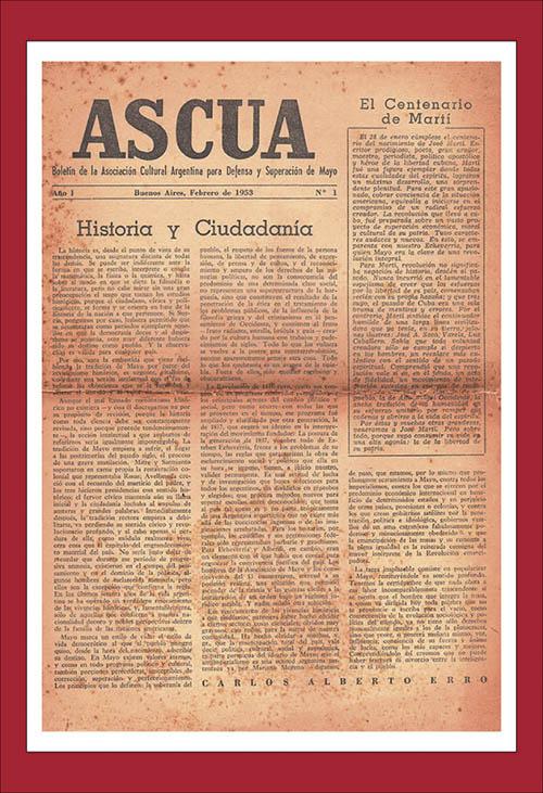 AméricaLee - Ascua