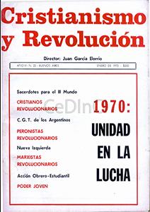 AméricaLee - Cristianismo y revolución 22