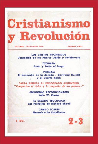 AmericaLee - Cristianismo y revolucion