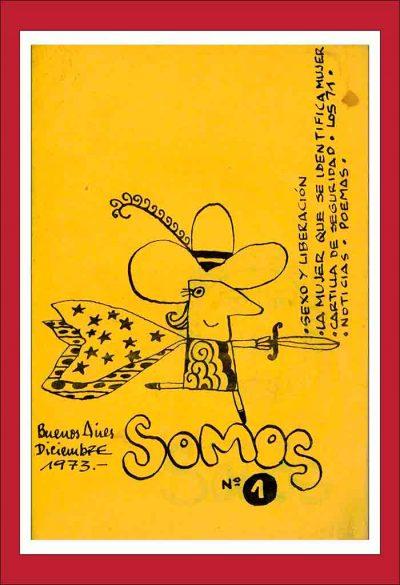 Américalee - SOMOS marco
