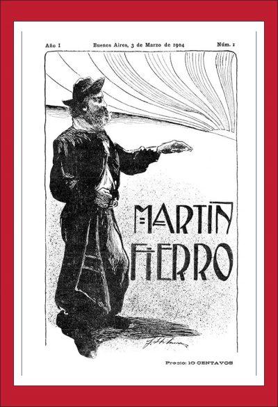 Américalee - MARTIN FIERRO_marco