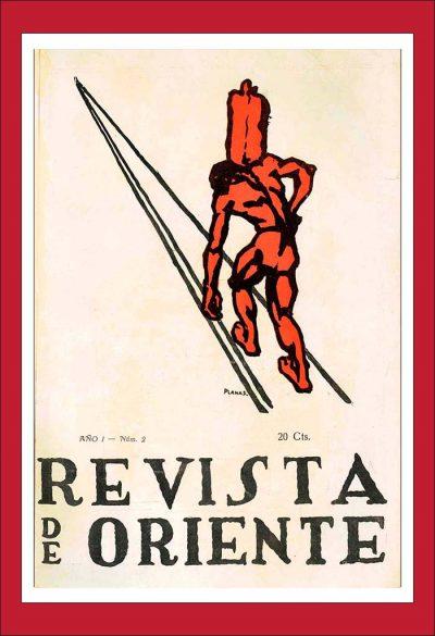 REVISTA DE ORIENTE MARCO