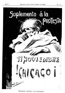 La protesta suplemento mensual 7 - americalee