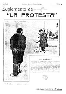 La protesta suplemento mensual 9 - americalee