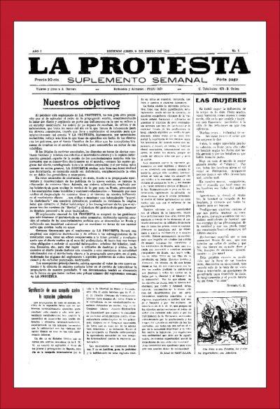 La Protesta - Américalee