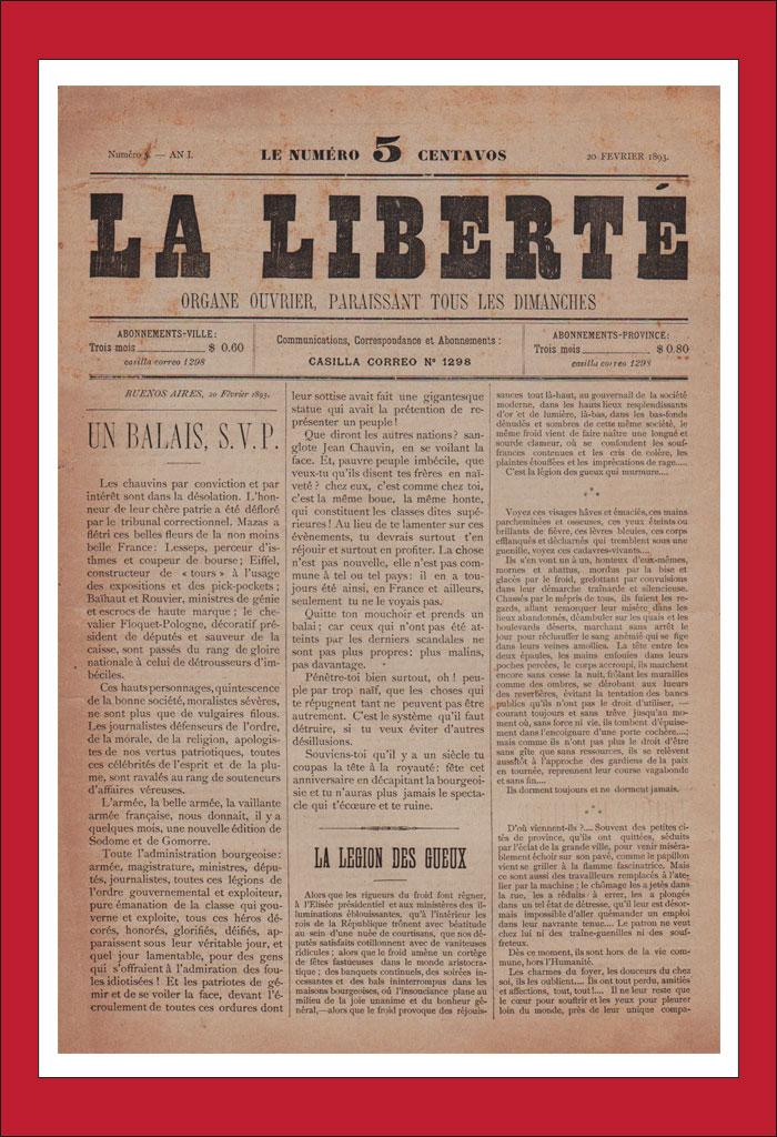 AméricaLee - La Liberté