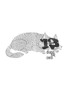 AméricaLee - Diagonal Cero 13