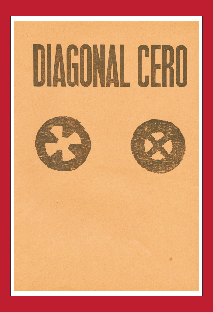 AméricaLee - Diagonal Cero