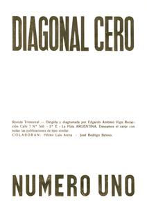 AméricaLee - Diagonal Cero 1