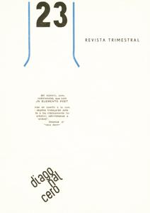 AméricaLee - Diagonal Cero 23
