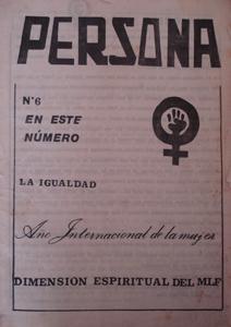 AméricaLee - PERSONA 6