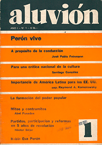 AméricaLee - Aluvión 1