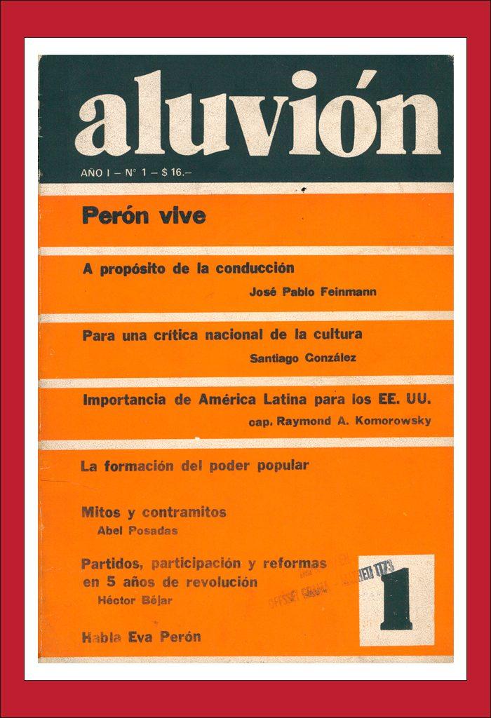 AméricaLee - Aluvión