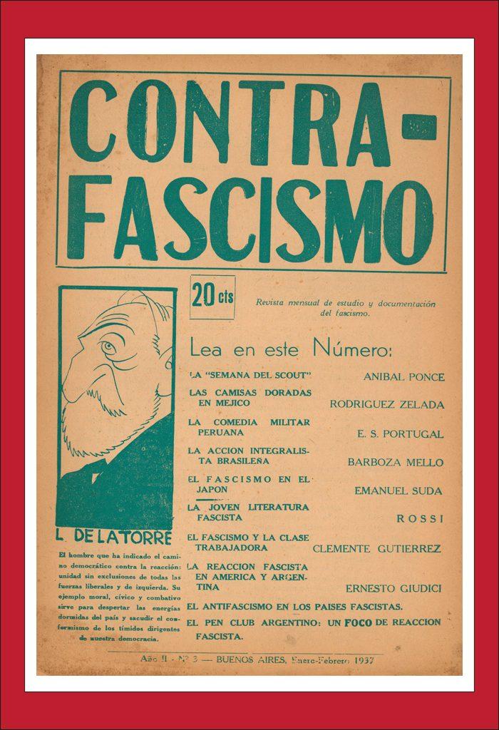 AméricaLee - Contra-Fascismo