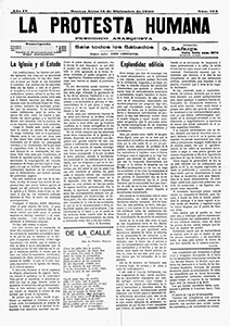 Américalee - La protesta 103
