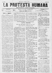 Américalee - La protesta humana 202