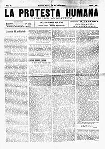 Américalee -La protesta 83