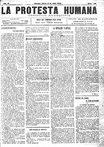 Américalee - La protesta 88
