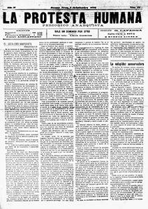 Américalee - La protesta 92