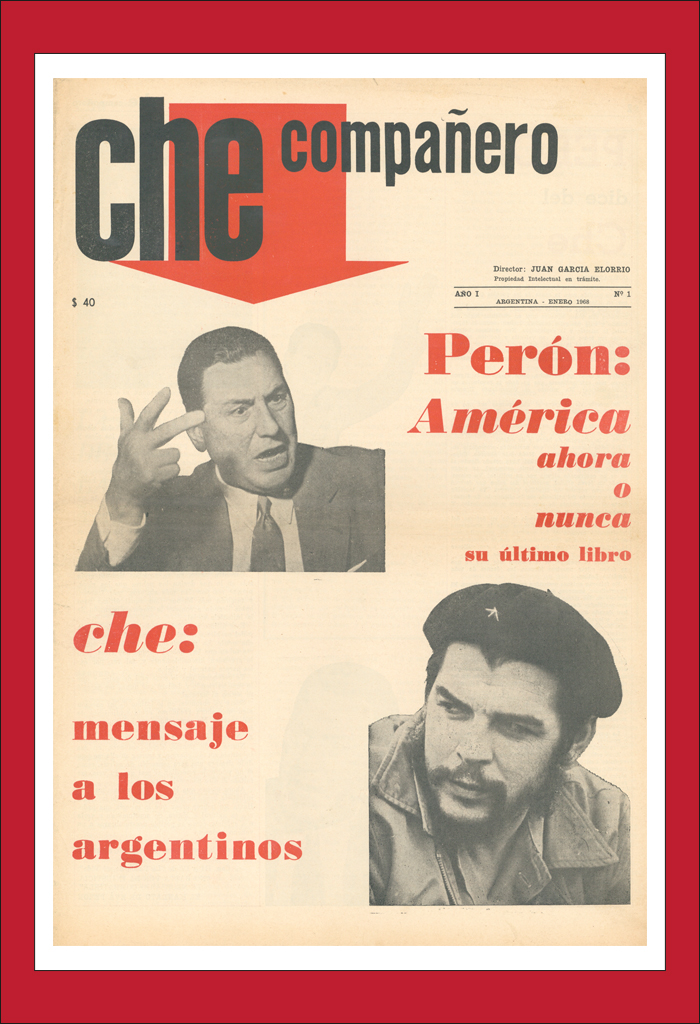 AméricaLee - Che compañero