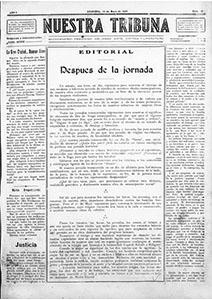 AméricaLee - Nuestra Tribuna 19