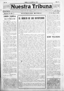 AméricaLee - Nuestra Tribuna 31