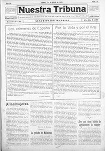 AméricaLee - Nuestra Tribuna 32