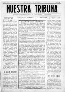 AméricaLee - Nuestra Tribuna 38