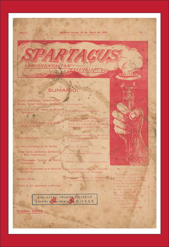 AméricaLee - Spartacus