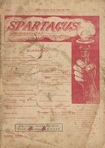 AméricaLee - Spartacus 1-1919