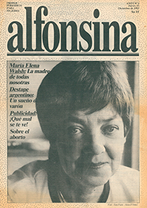 AméricaLee - Alfonsina 1
