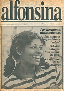 AméricaLee - Alfonsina 5