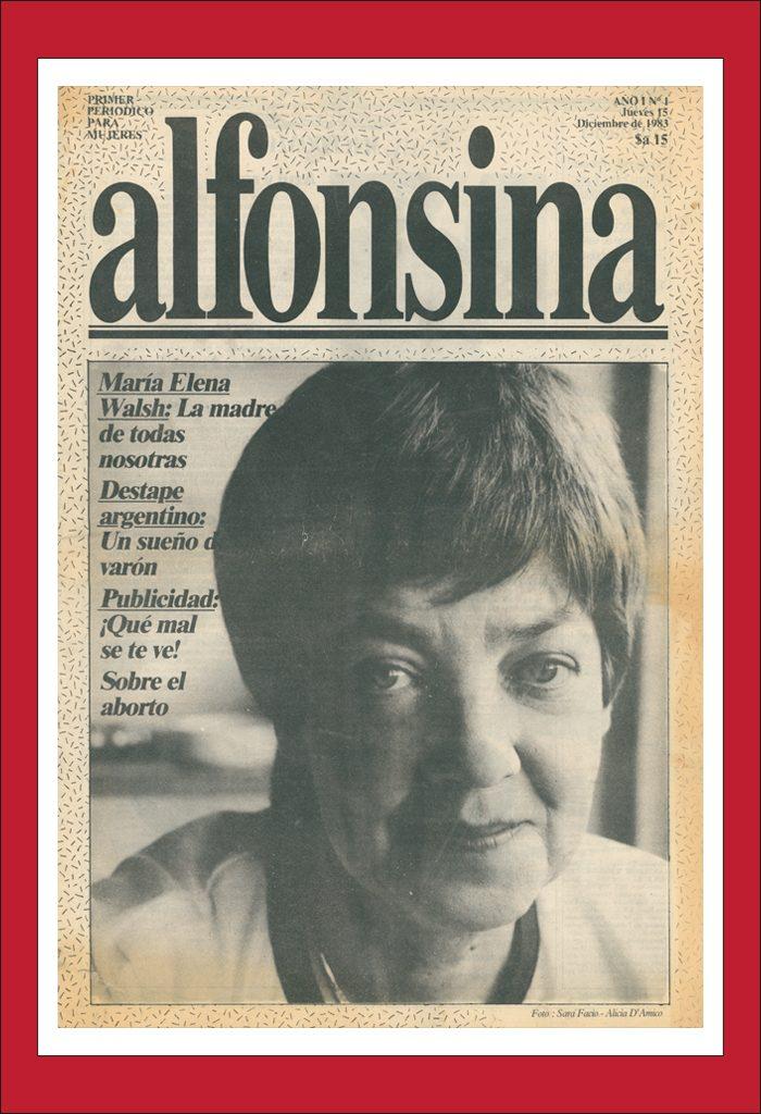 AméricaLee - Alfonsina