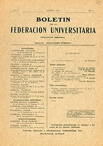 AméricaLee - Boletín de la Federación Universitaria 2