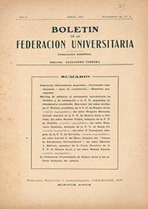 AméricaLee - Boletín de la Federación Universitaria 3 Suplemento