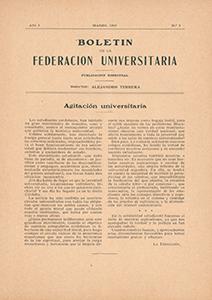 AméricaLee - Boletín de la Federación Universitaria 3