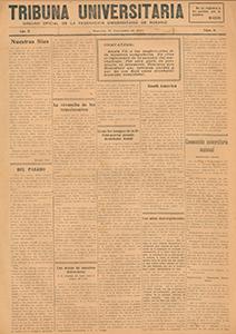 AméricaLee -TRIBUNA UNIVERSITARIA año 2 número 14