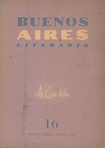 AméricaLee - Buenos Aires Literaria 16